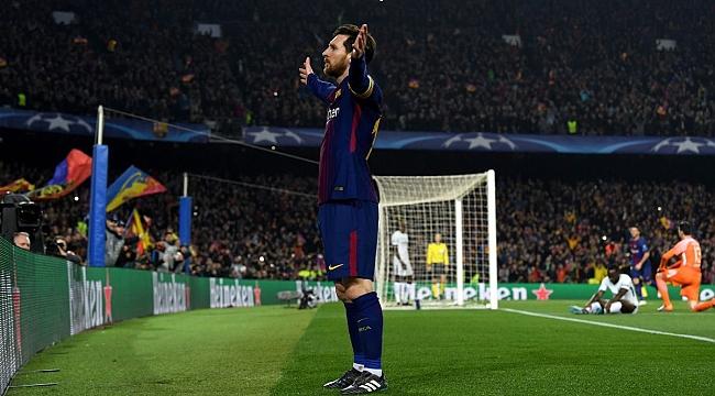 Messi ve arkadaşları durdurulamıyor: 4-2
