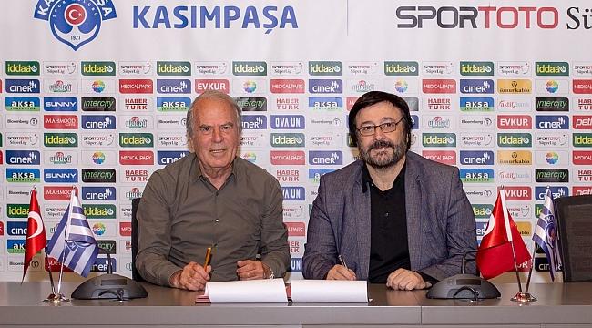 Mustafa Denizli Kasımpaşa teknik direktörü oldu