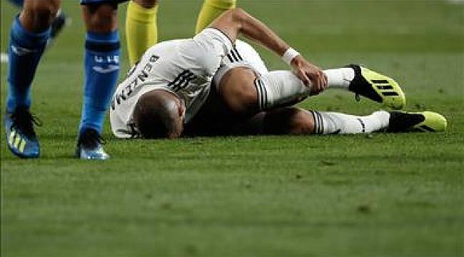 Real Madrid'e kötü haber