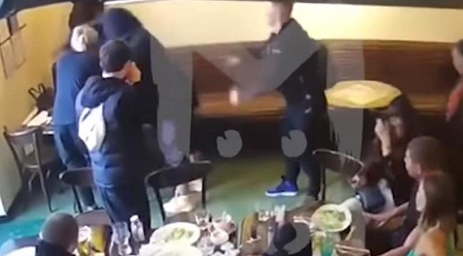 Rus futbolcunun sandalye attığı kişi Bakanlık çalışanı çıktı, ortalık karıştı