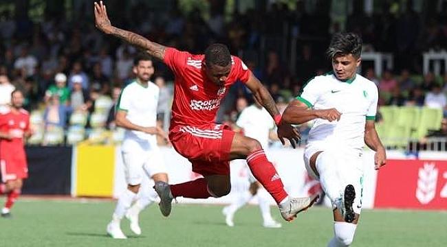 Sivasspor'a kupa şoku