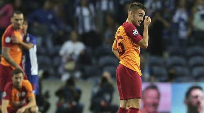 Yunus Akgün Galatasaray tarihine geçti