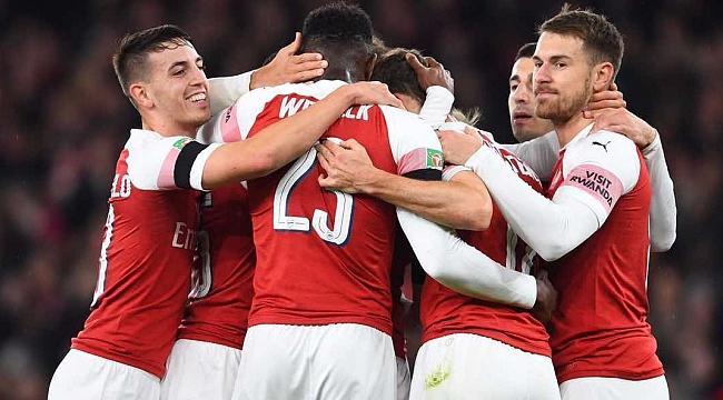 Arsenal, Tottenham ve Chelsea yola devam