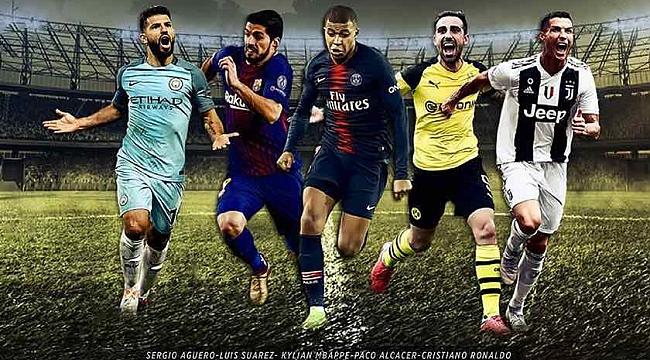 Avrupa liglerinde büyük yarış devam ediyor