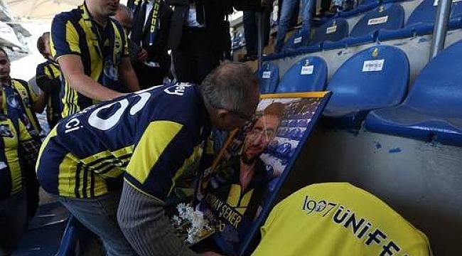 Fenerbahçe'den Koray Şener için son görev