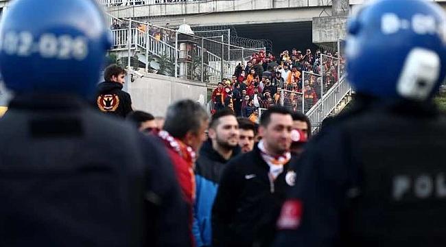 İstanbul polisi dev derbiye hazır