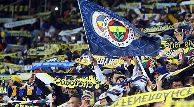Taraftar sayısında lider Fenerbahçe