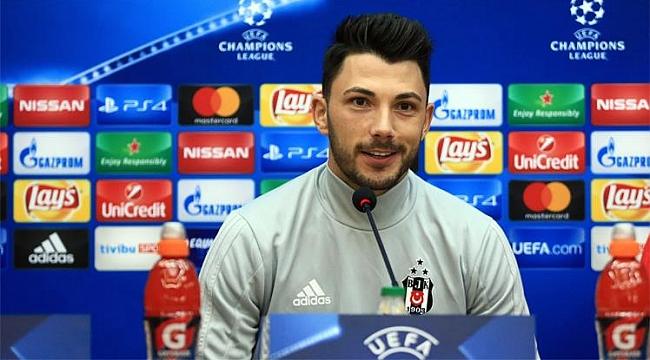 Beşiktaş'tan resmi Tolgay Arslan açıklaması