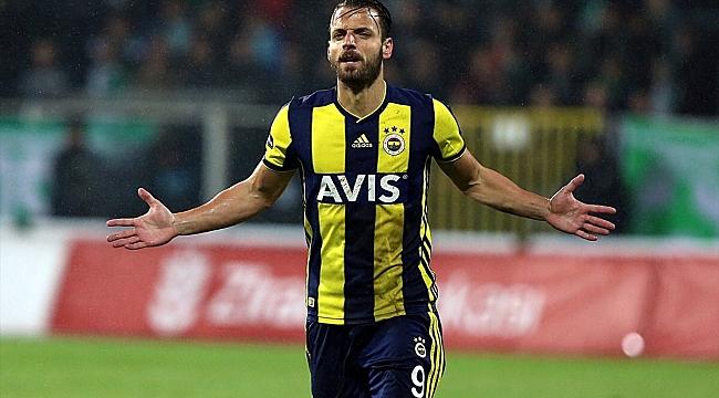 Fenerbahçe'de Soldado sürprizi