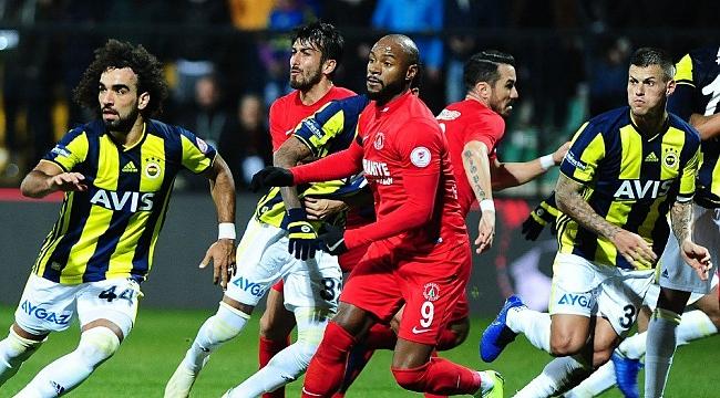 Fenerbahçe'ye bir şok da Ümraniye'den
