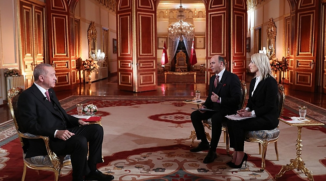 Cumhurbaşkanı Erdoğan: Milli Takım'da yerli teknik direktör isterim
