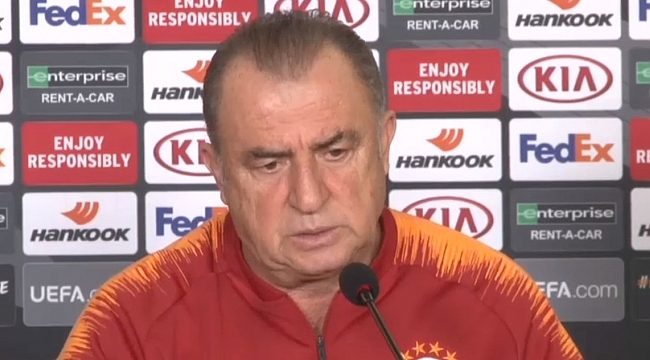 Fatih Terim: Benfica'yı geçersek...