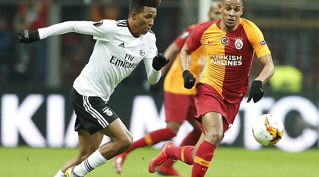 Galatasaray avantajı Benfica'ya verdi
