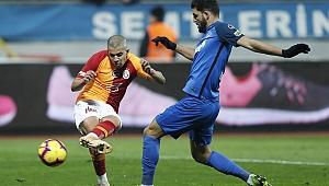 Galatasaray Feghouli'yle coştu