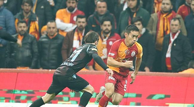 Galatasaray Trabzonspor'u 3-1'le geçti