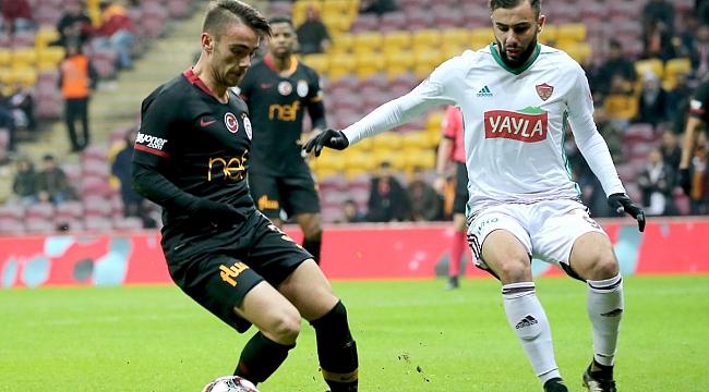Galatasaray yarı finale yaklaştı