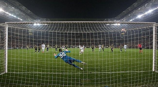 Harun'dan müthiş penaltı istatistiği