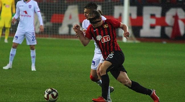 Altınordu Eskişehir'den 4 golle 3 puan aldı