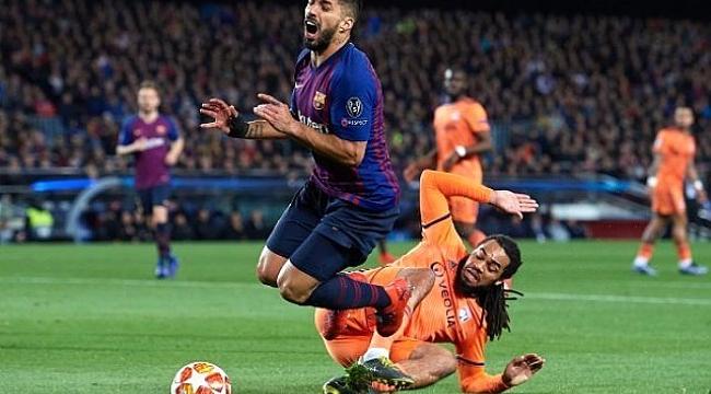 Barcelona Lyon'u 5 golle geçti