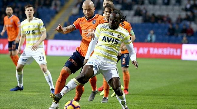 Başakşehir sevindi, Fenerbahçe yıkıldı