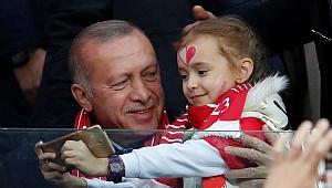 Cumhurbaşkanı Erdoğan: Allah nazardan saklasın