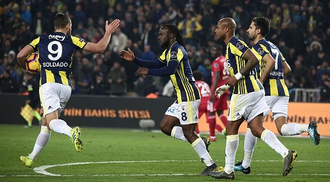 Fenerbahçe korkulu rüyadan uyandı