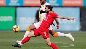 Galatasaray Ümraniyespor'u 3-2 yendi