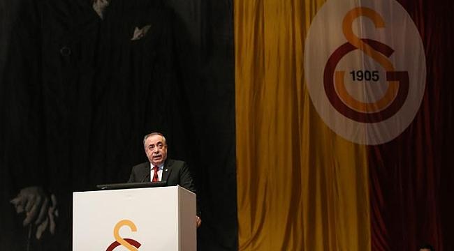 Galatasaray Yönetimi idari açıdan ibra edilmedi