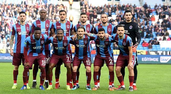 Ligin en centilmeni Trabzonspor