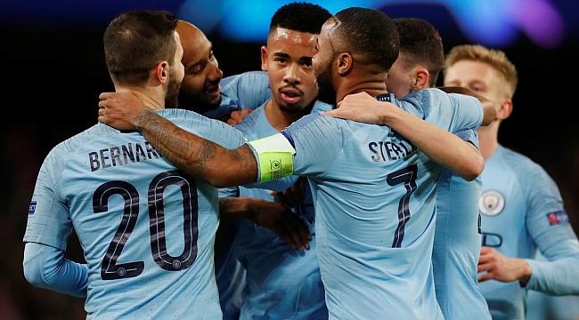 Manchester City'den tarihi fark
