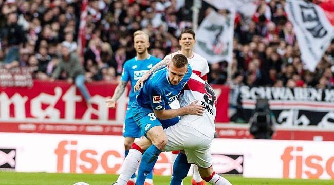 Ozan'lı Stuttgart haftayı 1 puanla kapattı