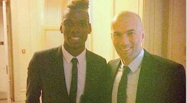 Pogba'dan Real Madrid açıklaması