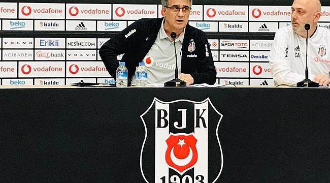 Şenol Güneş: Beşiktaş sevgim yüreğimde hep kalacak