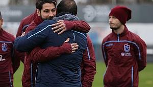 Trabzonspor'da Olcay Şahan'a af çıktı