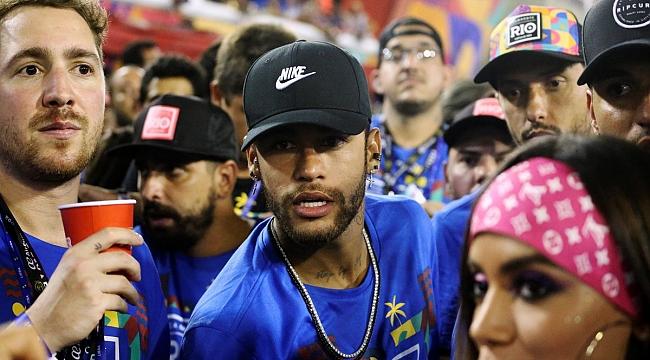 UEFA Neymar için soruşturma başlattı