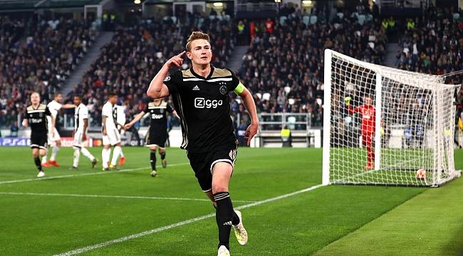 Ajax Juventus'u da şoka soktu