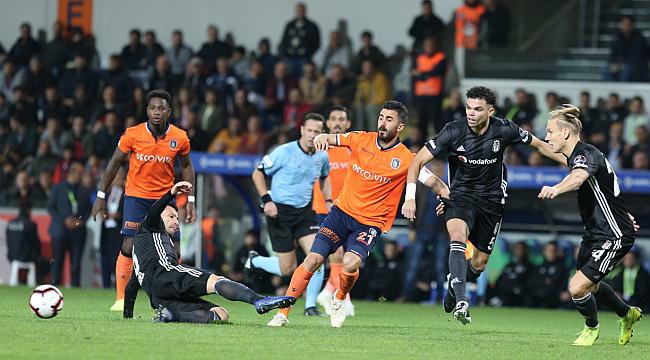 Beşiktaş - Medipol Başakşehir karşı karşıya geliyor