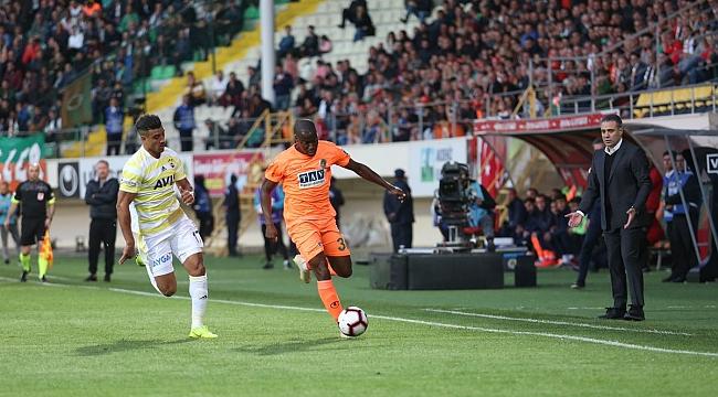 Fenerbahçe Alanya'dan eli boş dönüyor