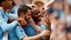 FA Cup finalinde Manchester City gol yağdırdı