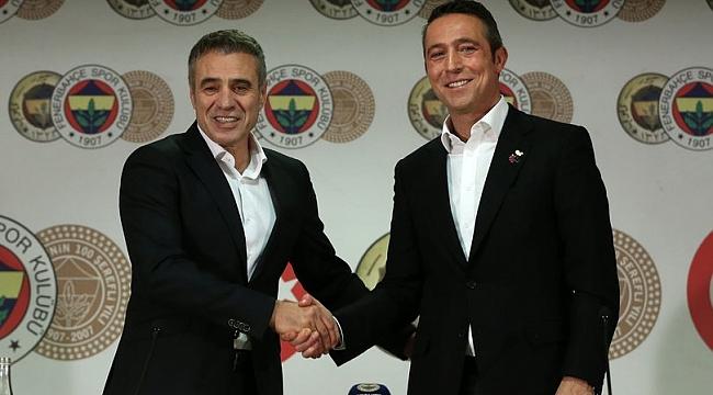 Fenerbahçe'de teknik direktör kararı sezon sonunda