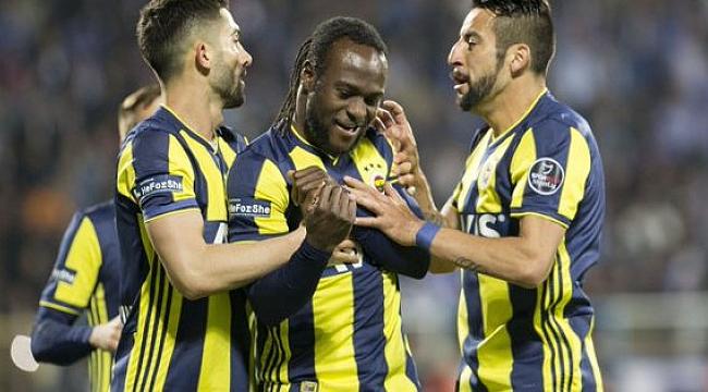 Fenerbahçe Erzurum'u penaltıyla geçti