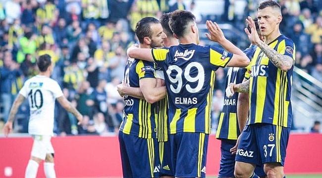 Fenerbahçe UEFA Avrupa Ligi için umutlandı