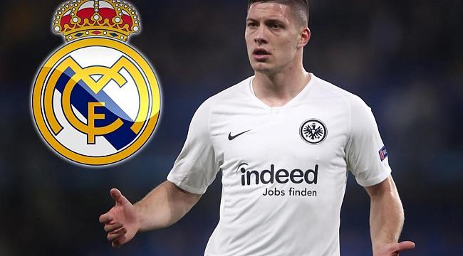 Luka Jovic Real Madrid'te