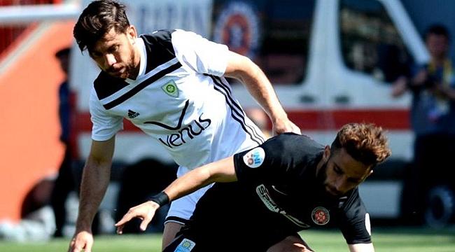 Sakaryaspor ve F.Karagümrük finalde