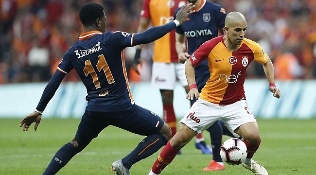 Süper Lig'de sezonun şampiyonu Galatasaray