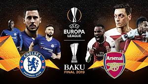 UEFA Avrupa Ligi finali nerede, ne zaman, saat kaçta, hangi kanalda?