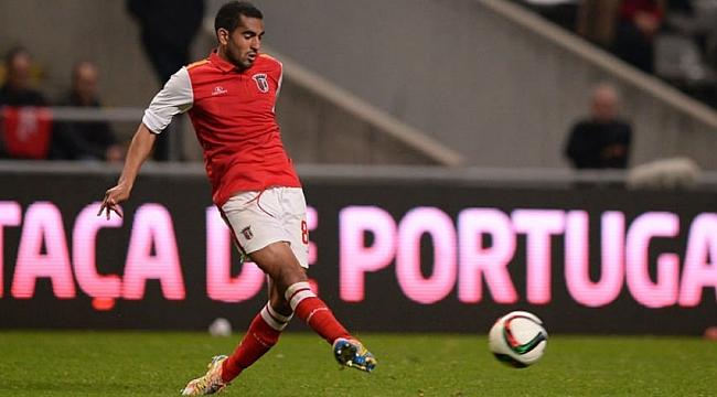 Braga kaptanı Goiano Sivasspor'da
