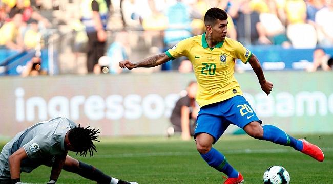 Brezilya Peru'ya gol yağdırdı