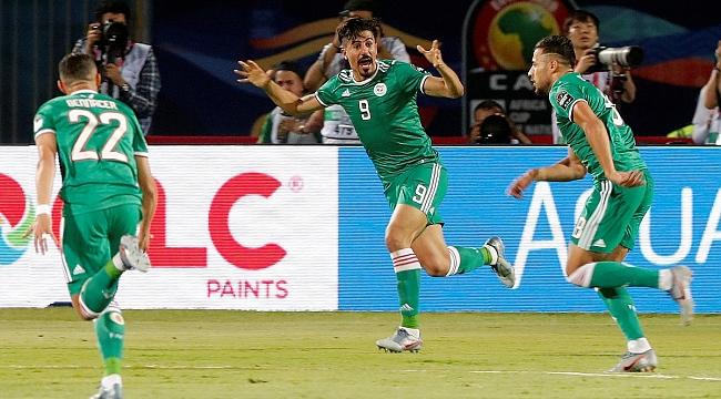 Cezayir: 1 - Senegal: 0