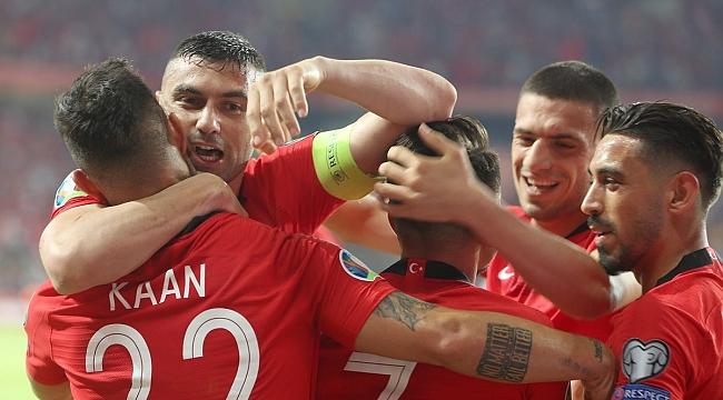 Dünya Şampiyonu Fransa'yı yendik